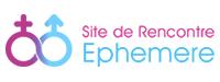 Logo de Site-Rencontre-Ephemere